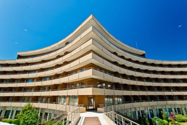 Grand hotel Pomorie - View from hotel