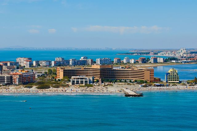 Grand hotel Pomorie - Business facilities